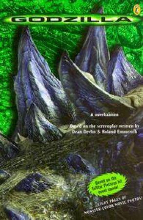 Godzilla: Junior Novelization - Film Tie-In by H B Gilmour