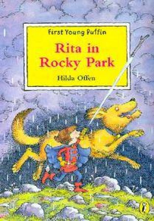 First Young Puffin: Rita In Rocky Park by Hilda Offen
