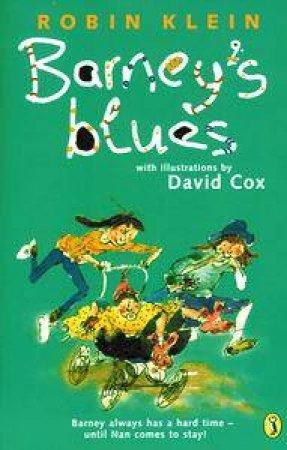 Barney's Blues by Robin Klein