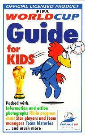 FIFA World Cup Guide for Kids by Gerry Cox