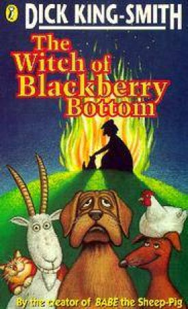 The Witch Of Blackberry Bottom by Dick King-Smith