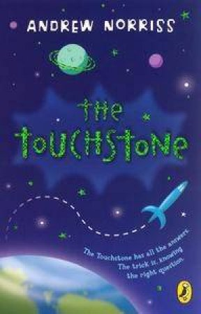 The Touchstone by Andrew Norriss