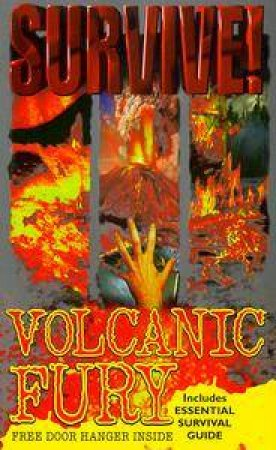 Volcanic Fury by Jack Dillon