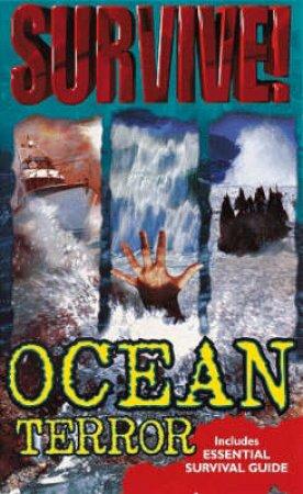 Ocean Terror by Jack Dillon