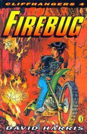 Cliffhangers: Firebug by David Harris