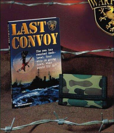 Last Convoy by R Eldworth