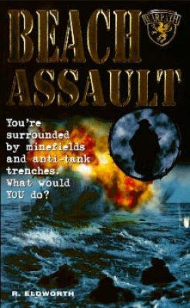 Beach Assault by R Eldworth