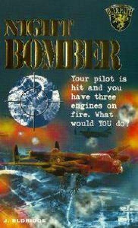 Night Bomber by J Eldridge