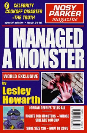 Puffin Surfers: I Managed A Monster by Lesley Howarth