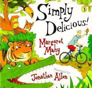 Simply Delicious by Margaret Mahy