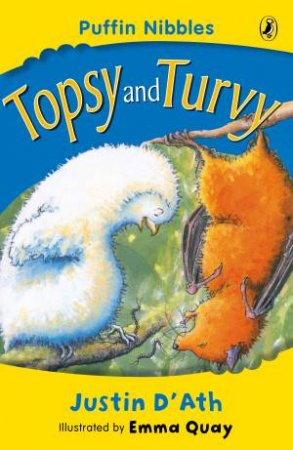 Aussie Nibble: Topsy & Turvy by D'ath Justin