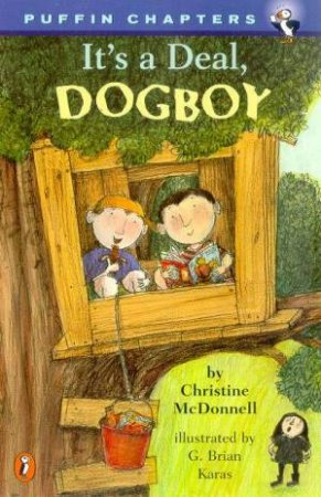 Puffin Chapters: It's A Deal, Dogboy by Christine McDonnell