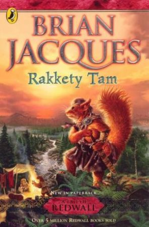 A Tale Of Redwall: Rakkety Tam by Brian Jacques