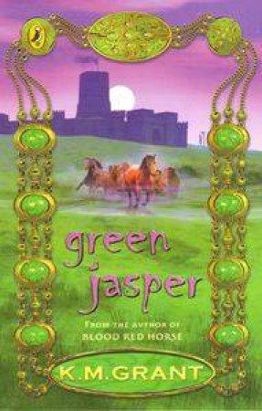 Green Jasper by Katie Grant