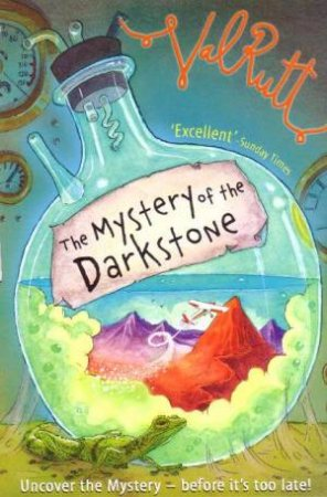 The Mystery Of The Darkstone by Valerie Rutt