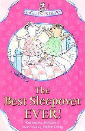 Angelina's Diary: The Best Sleepover Ever by Katharine Holabird