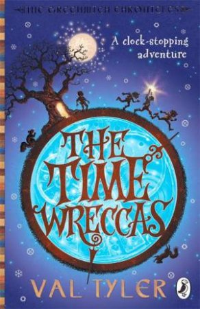 The Time Wreccas by Val Tyler