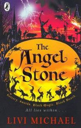 The Angel Stone by Michael Livi