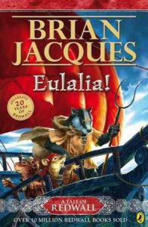 Eulalia: A Tale of Redwall by Brian Jacques