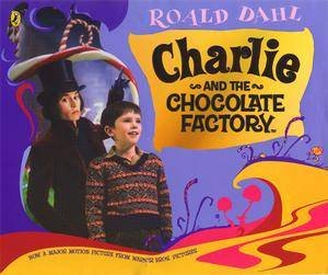 Charlie & The Chocolate Factory Picture Book by Roald Dahl