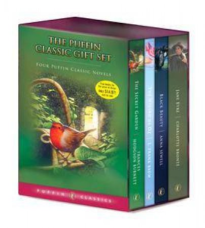 Puffin Classics Boxed Set by Various