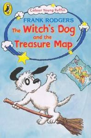 The Witch's Dog And The Treasure Map by Frank Rodgers