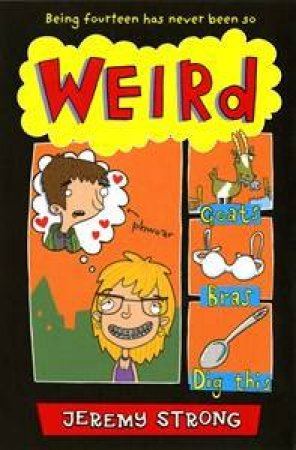 Weird by Jeremy Strong
