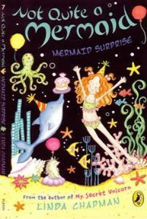 Mermaid Surprise by Linda Chapman