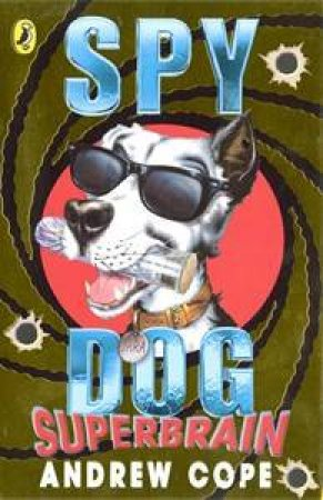 Spy Dog: Superbrain by Andrew Cope