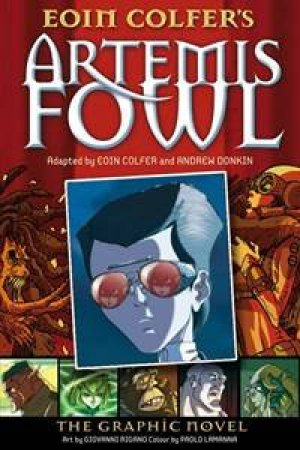 Artemis Fowl: The Graphic Novel by Various