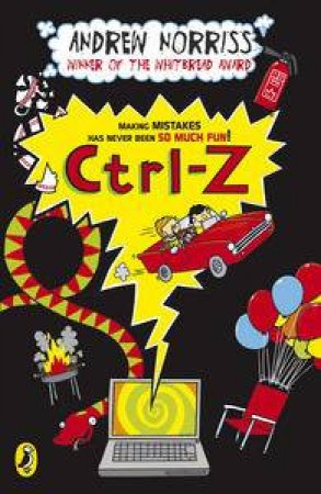 Ctrl-Z by Andrew Norriss