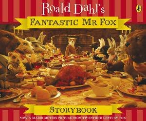 Fantastic Mr Fox Story Book by Roald Dahl