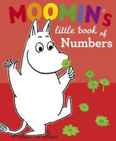 Moomin's Little Book of Numbers by Tove Jansson