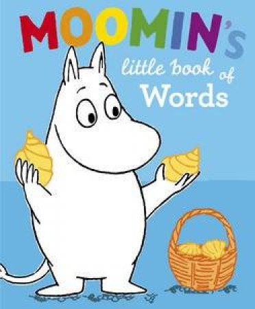 Moomin's Little Book of Words by Tove Jansson