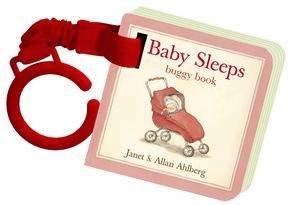 Baby Sleeps: Buggy Book by Janet & Allan Ahlberg