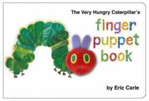 The Very Hungry Caterpillar's Finger Puppet Book by Eric Carle
