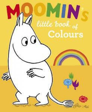 Moomin's Little Book of Colours by Tove Jansson