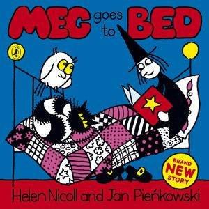 Meg Goes to Bed: Meg & Mog by Helen & Pienkowski Jan Nicoll