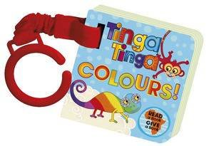 Colurs: Tinga Tinga Buggy Book by Various