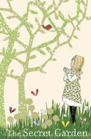 The Secret Garden by Frances Hodgson & Child Lauren Burnett