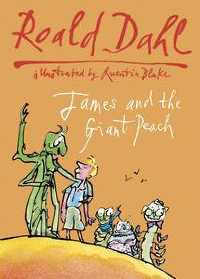 James-amp-the-Giant-Peach-by-Roald-Dahl-Hardcover