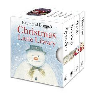 Raymond Brigg's Christmas Little Library by Raymond Briggs