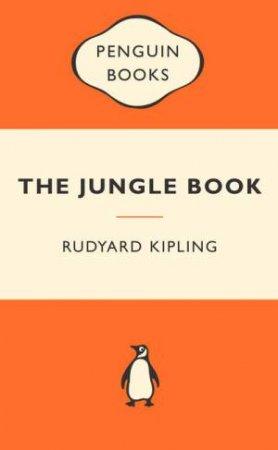 Popular Penguins: The Jungle Book by Rudyard Kipling