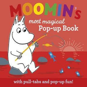 Moomin's Most Magical Pop-up Book by Jansson Tove