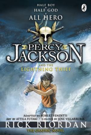 Percy Jackson: The Graphic Novel