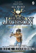 Percy Jackson The Graphic Novel
