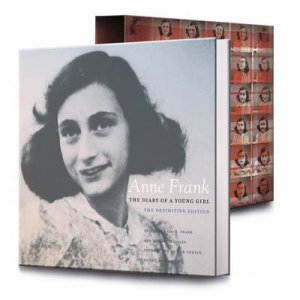 The Diary of a Young Girl Slipcase by Anne Frank