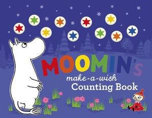 Moomin's Make-a-Wish Counting Book by Tove Jansson