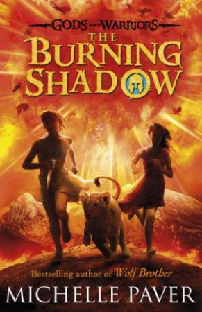 Burning Shadow by Michelle Paver