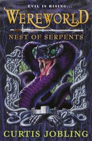 Nest of Serpents : Wereworld by Curtis Jobling
